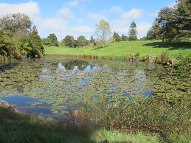 2nd fairway & lake
